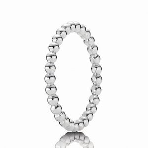 PANDORA Circle Chain Stackable Ring 6